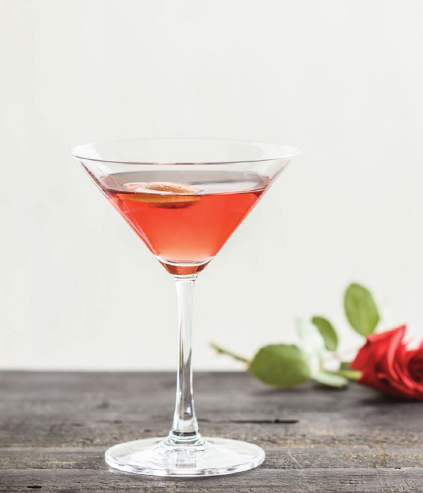 Switch Lifestyle Rose Cosmo Cocktail